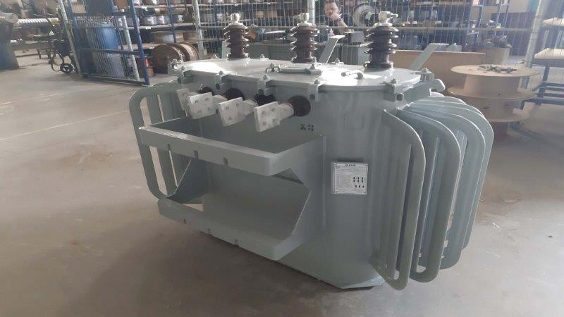 Comprar transformador industrial
